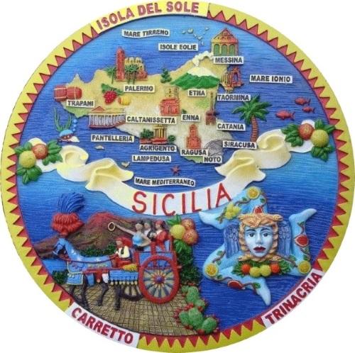 Idea al Servizio:Tour per immagini nella sicilia,le sue isole e località