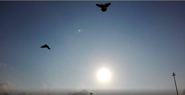 Da dietro le nuvole spunta sempre il sole